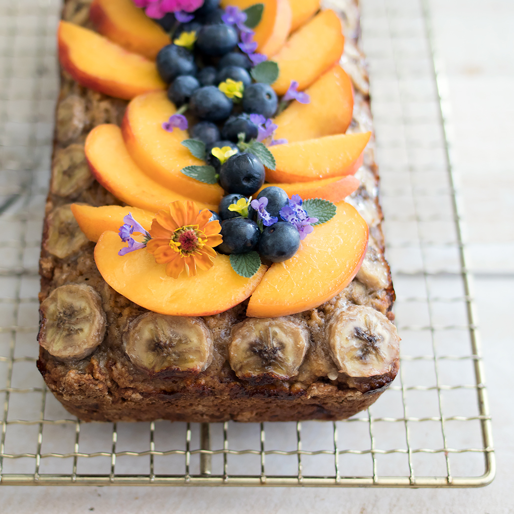 Easy and Amazing Vegan Banana Bread
