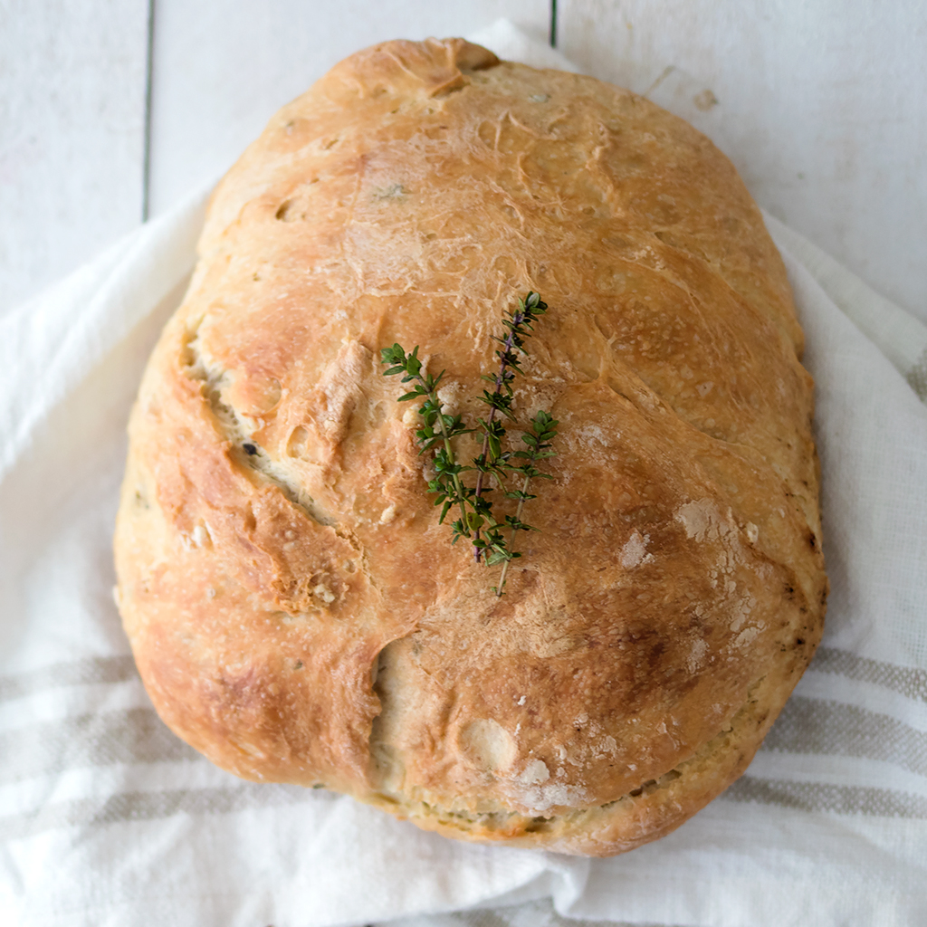 How to Make Vegan Bread in the Instant Pot
