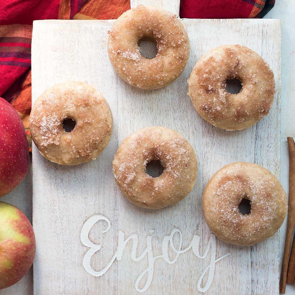 Best Vegan Apple Cider Donuts